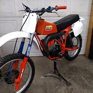 1980 CanAm Mx6 125
