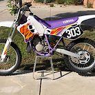 1995 YZ125