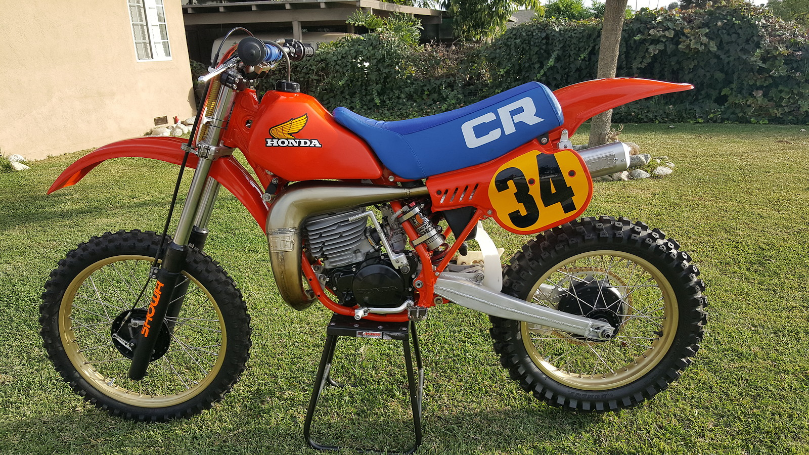 cr480RG3 - Vintage5150 - Motocross Pictures - Vital MX