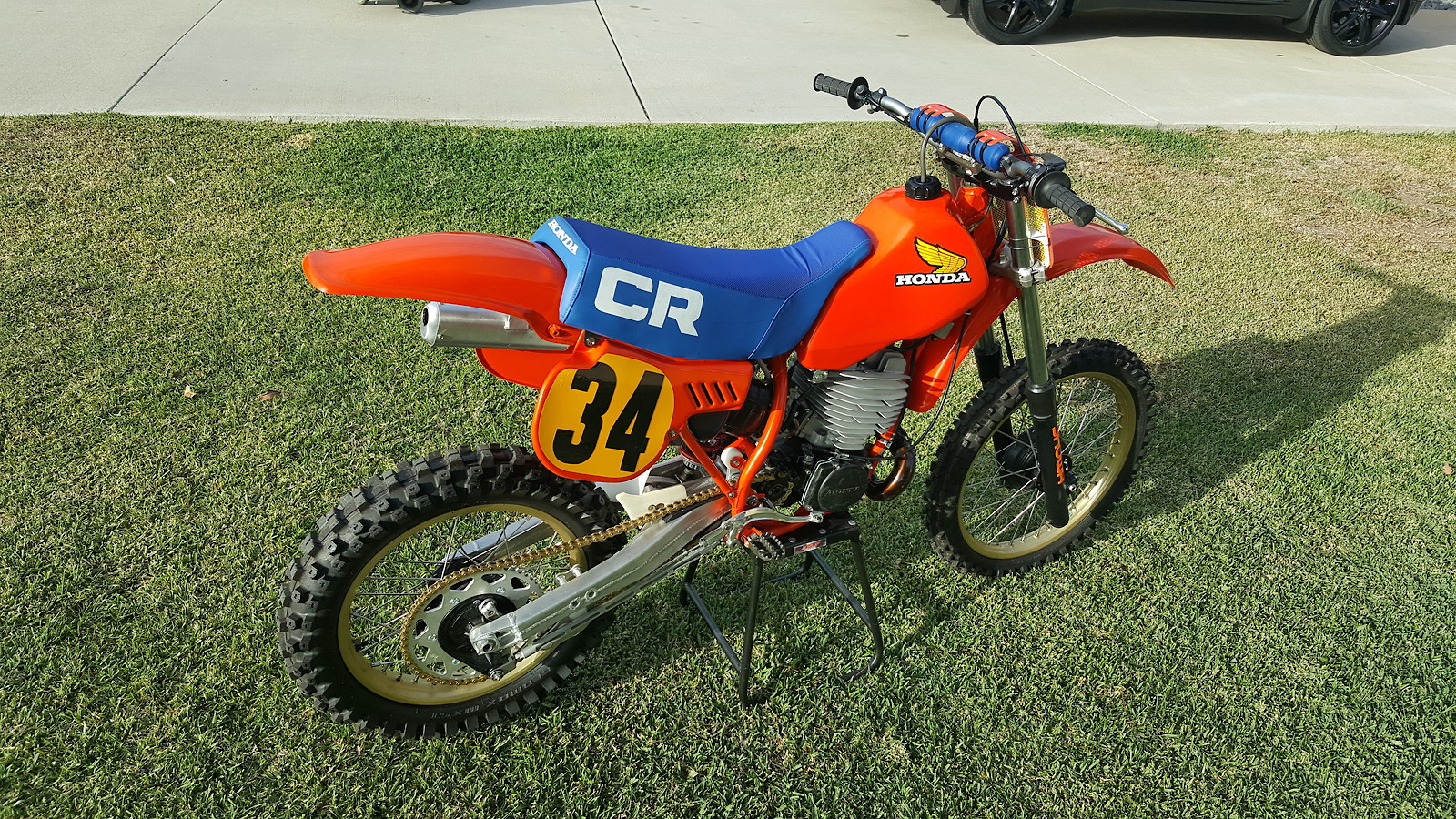 cr480RG1 - Vintage5150 - Motocross Pictures - Vital MX