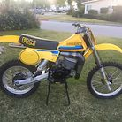 1979 rm 400 project