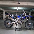 Yz 250 of Troy 06