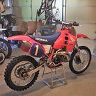 1992 Honda CR500