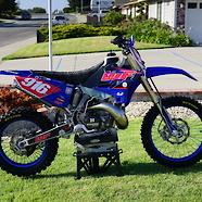 Yamaha YZ 250 X 2016