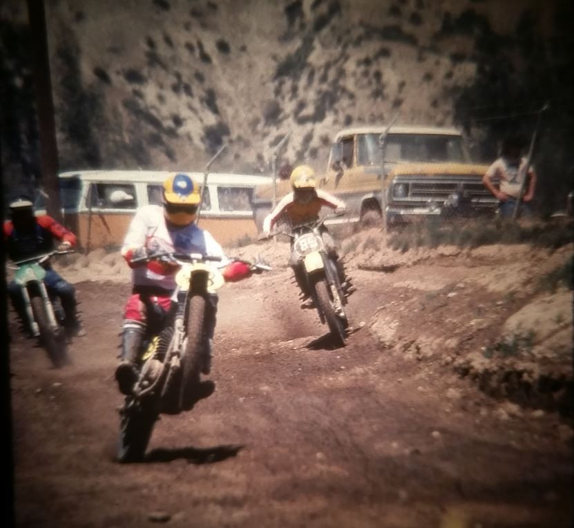 1977-Indian-Dunes-Maico-cr - CZ28x - Motocross Pictures - Vital MX