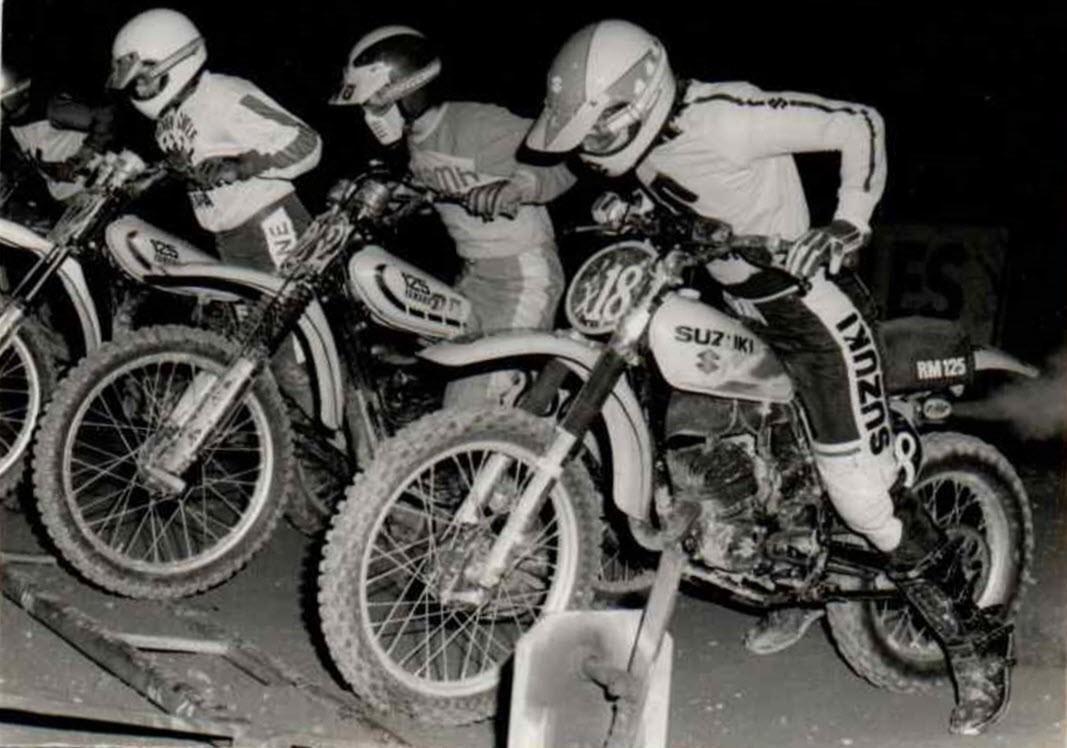 Irwindale-start-myRM125 - CZ28x - Motocross Pictures - Vital MX