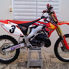 Mcgrath tribute '05 CR250R