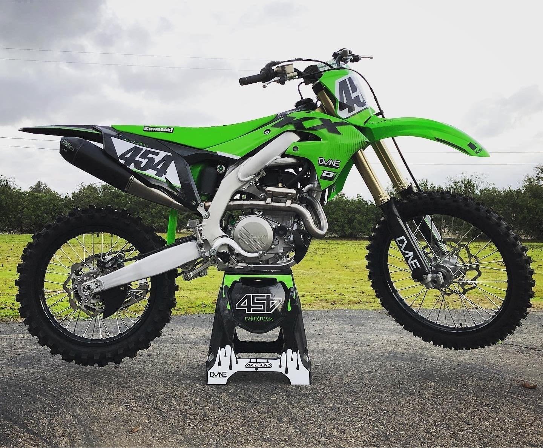 2020 KX450