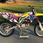 2008 RMZ450
