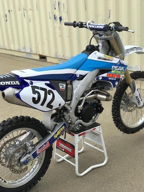 2004 CRF450R (470 stroker)