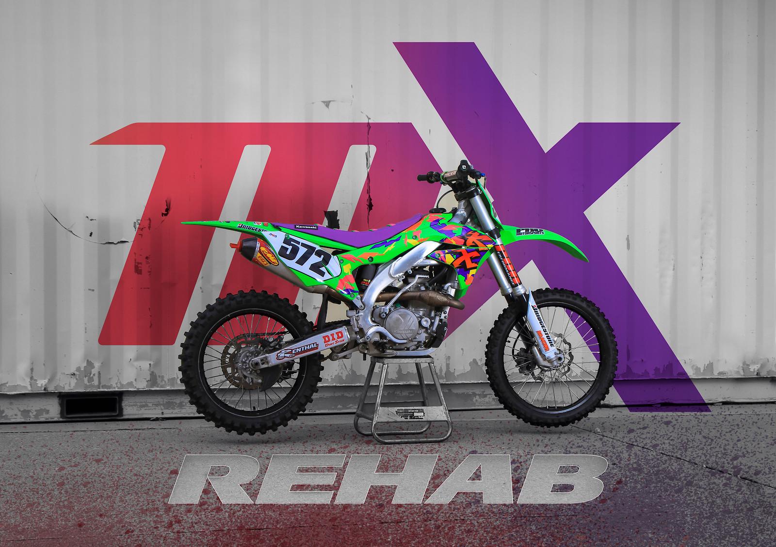 '17 KX450F