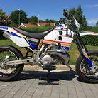 Honda CR500/550 Liger