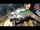 Kawasaki KX250 Top&Bottom End Rebuild P.2