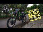 Kawasaki KX250 Rebuild