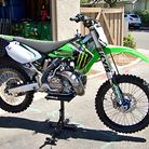 2006 KAWASAKI KX 250 REVISED....