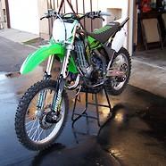 2003 Kawasaki KX125