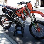 2004 KTM 200 SX