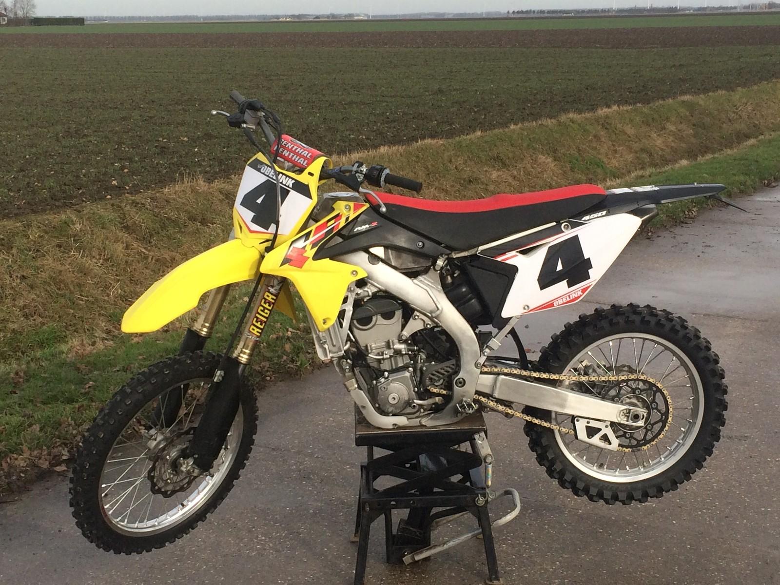 RMZ 450 XL