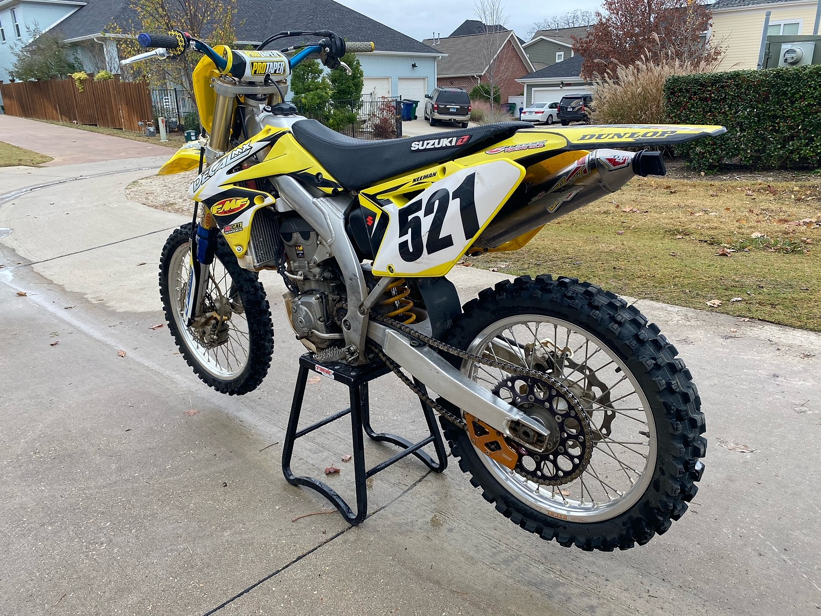 2011 RMZ450 - hunterp27 - Motocross Pictures - Vital MX