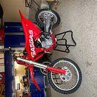 Past bikes