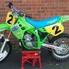 Kx 250 1990 sr500 thorpe rep.