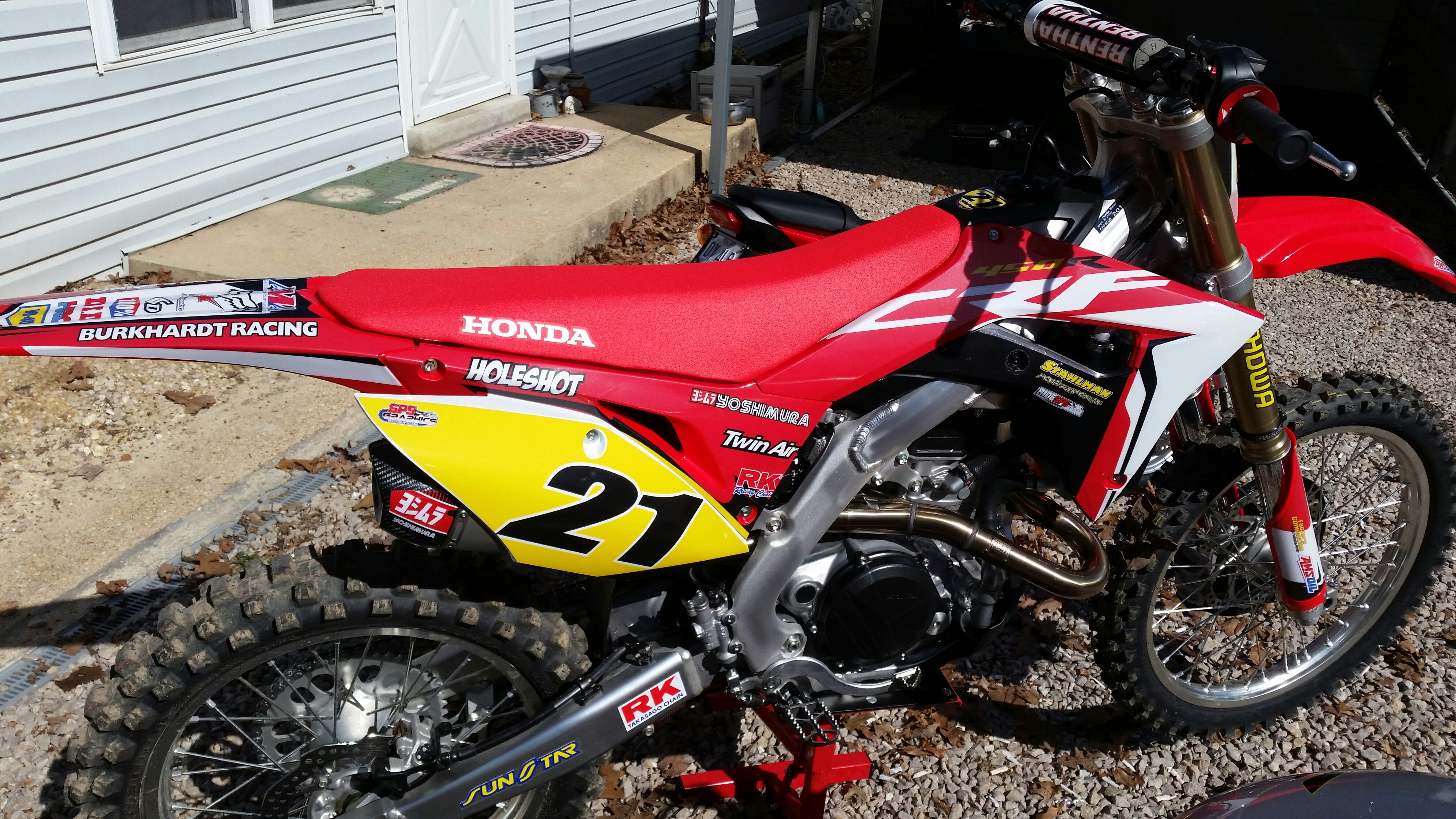 2018 CRF450R - Moto-Related - Motocross Forums / Message Boards