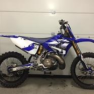 Yamaha Yz250 2012