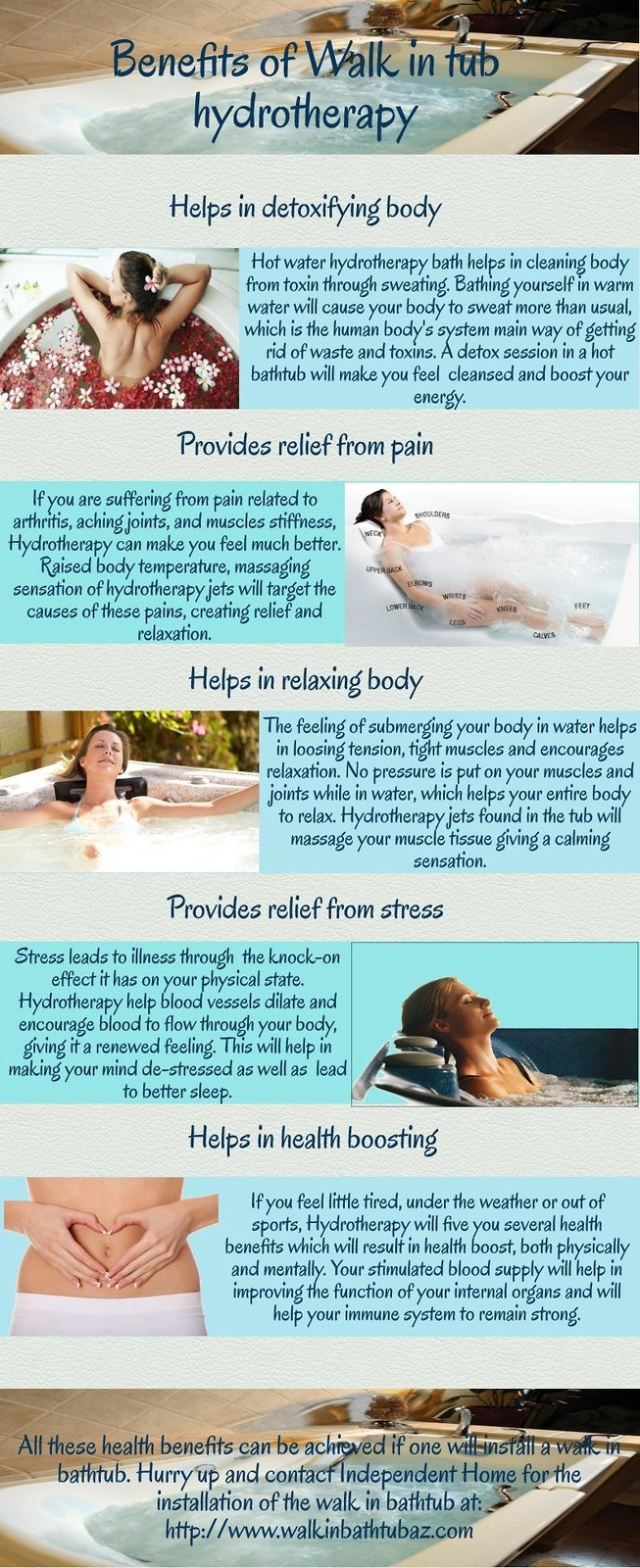 Benefits of walk in tub Hydrotherapy - CindyDandrea - Motocross Pictures - Vital MX