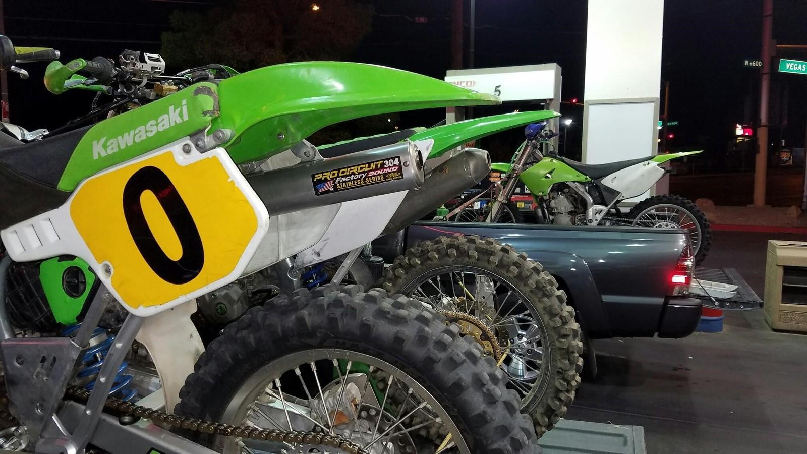 KX500- KX450F- KX250 - CLUM - Motocross Pictures - Vital MX