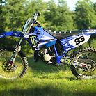 Yamaha YZ125 (2002)