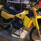 1988 Suzuki RM250 Build #2