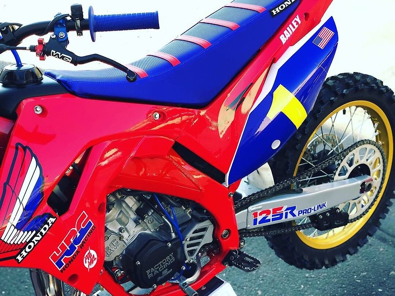 Bailey Tribute J Hoss Build Primalxmotorsportss Bike Check