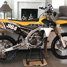 Yz250f 60th anniversary edition