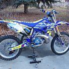 2005 YZ 250