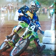 Kawasaki KX 125 1999 (owned in 1999)