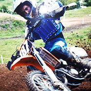 KTM SX 2000 (Owned in 2000/01)