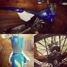 Yamaha YZ 250 2006 (Owned in 2015)