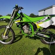 1998 kx 125