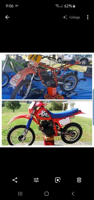 1986 xr 200