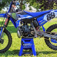 YZingerz 2008 Project Yz250