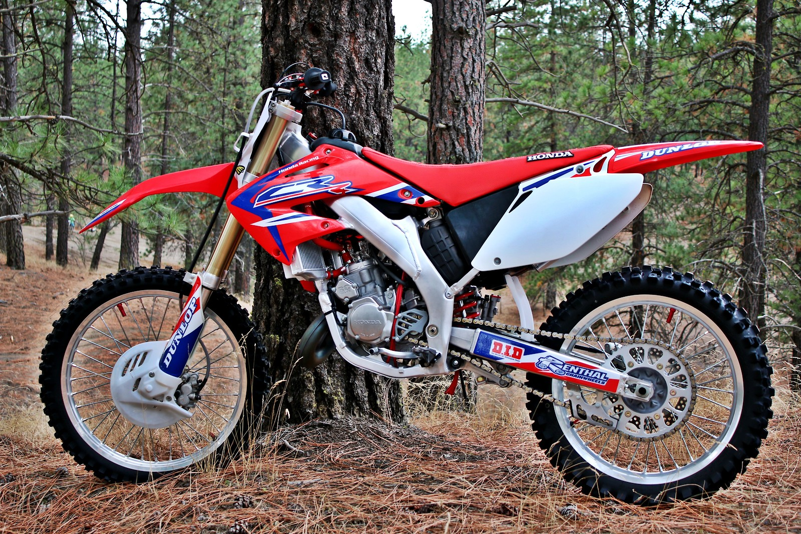2005 CR125 - Cameron Niemela - Motocross Pictures - Vital MX