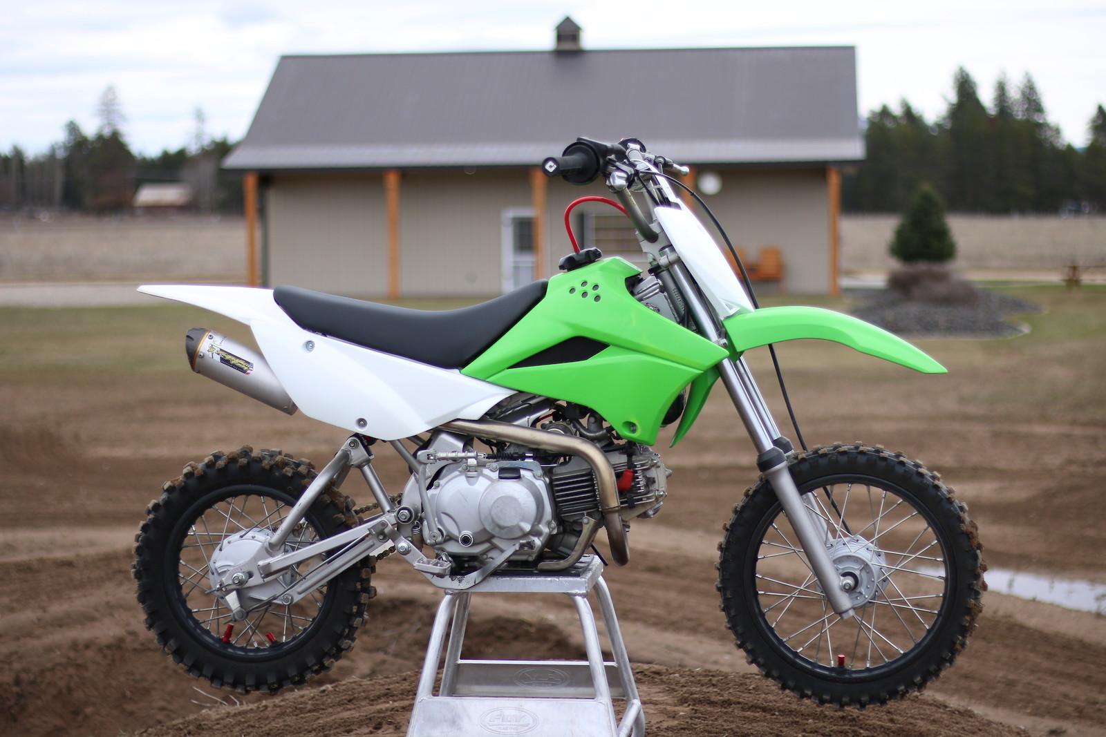 KLX110L - Cameron Niemela - Motocross Pictures - Vital MX