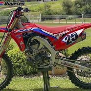 Honda HRC CRF 250R 2020