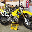 RM 250 Super Stock