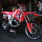 HONDA 125 CR 1992
