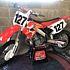 HONDA 250 CR 2001