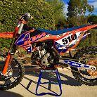 KTM 350sxf camo