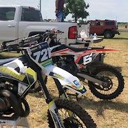 2019 TC 125 stolen (Kansas)