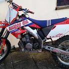 2002 honda cr250