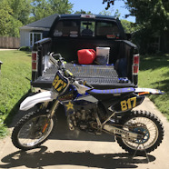 2005 YZ250 Ohio Woods